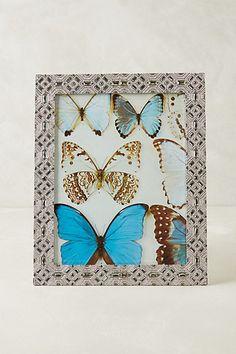 Mosaic Crystal Frame #anthropologie