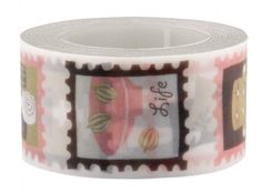 My Memo - Postzegeltape Happy Time Washi Tape, Paper Crafts, Happy, Shop, Decor, Dekoration, Decoration, Paper Craft Work, Ser Feliz