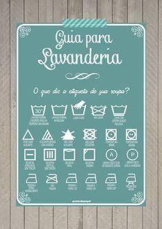 Poster Lavanderia Esmeralda - A3
