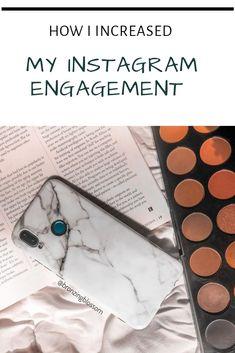 Engagement, Instagram, Engagements