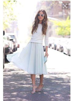 Spring 2016 stitch fix Mint Skirt
