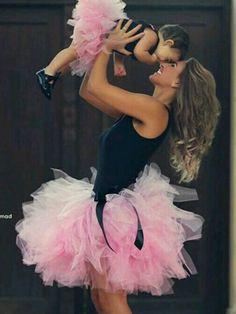 Fantasia Mae e Filha | Vestido de Festa Feminino Nunca Usado 24382585 | enjoei :p
