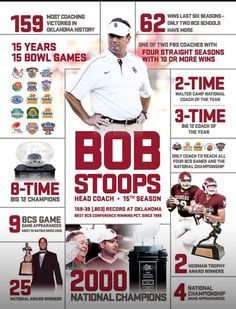 Bob Stoops is awesome!