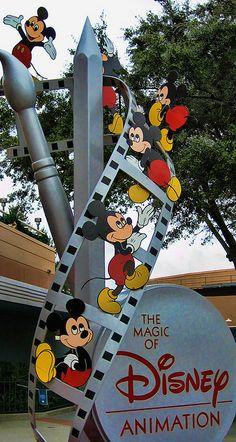 Magic of Disney Animation - Disney's Hollywood Studios