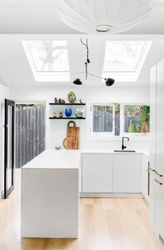 Chris Colwell designs - kitchen