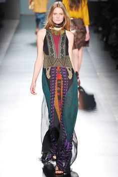 Etro Fall 2009 Ready-to-Wear Collection - Vogue