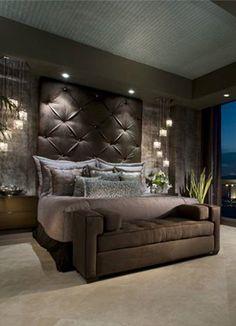 Master bedroom idea!!! #lovethis