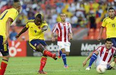 Colombia arrancó con el pie derecho su participación en el torneo Suramericano Sub20 al vencer 1-0 a Paraguay, por el Grupo A del certamen.  Jhon Córdoba, al minuto 34, abrió el marcador para el equipo colombiano. Arrancó el segundo tiempo.