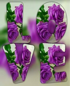 L❤️VE Purple Love, All Things Purple, Love Images, Love Pictures, Beautiful Love, Cute Love, Cellphone Wallpaper, Iphone Wallpaper, Care Bear Tattoos