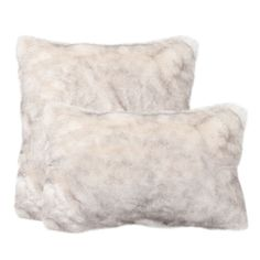 Decorative Pillows - Zara Home Fur Pillow, Bed Pillows, Zara Home Bedroom, Master Bedroom, Red Decorative Pillows, Zara Home Collection, Grain Sack, Room Closet, Home Fragrances