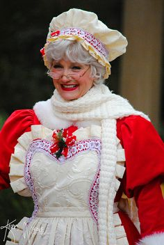 Christmas with Mrs. Claus at Disney