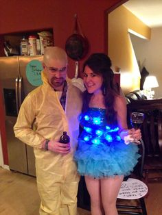 our daughter grew up to be crystal meth at least for one halloween breaking - Halloween Costume Breaking Bad