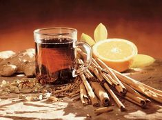 Ginger, Honey And Cinnamon Tea For Weight Loss - Healthy Food House Cinnamon Tea, Ginger And Cinnamon, Ginger And Honey, Ginger Tea, Ceylon Cinnamon, Cinnamon Sticks, Weight Loss Tea, Weight Loss Meal Plan, Lose Weight