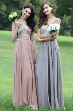 eDressit Blush Sexy Prom Dress with Lace and Beads (00171046)