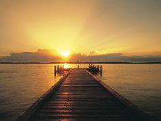 #airnzsunshine Golden Beach - great way to start the day