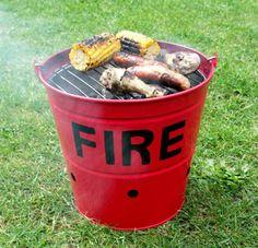 Barbacoa de bomberos