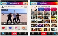 Vyclone is a social video creation, collaboration, and sharing app for the iPhone and iPod touch.