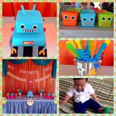 Robot Birthday!