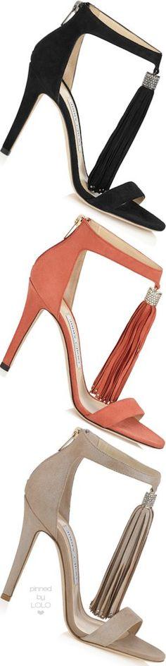 ✦ The Socialite's Shoes {a peak into Ms. Socialite's shoe closet. Please don't drool} ✦ Jimmy Choo Viola   LOLO❤