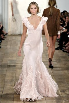 Ralph Lauren Wedding Dress
