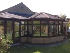 Add style to your conservatory
