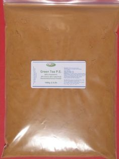 1000g (2.2 lb) Green Tea Extract Bulk Powder, Standardized 98% Polyphenols and 50% EGCG, Provided by HerbStoreUSA by NuSci. Save 4 Off!. $69.95. Green Tea (Camellia sinensis L.) possesses many phytonutrients, including polyphenols and catechins, that provide potent antioxidant. Catechins, especially EGCG (Epigallocatechin Gallate), have been demonstrated extraordinary free radical quenching power. Researches show that green tea extract's thermogenesis effect induced weight loss by...