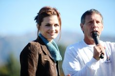 #StanaKatic at the CHLA Kids on the Run (2010)
