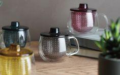 Kinto Unimugs | Teaware | Loose Tea Leaves | Available in 5 colourways | www.homearama.co.uk | #kinto #unimug #teaware #loosetealeaves #tealovers #mug #japanesedesign