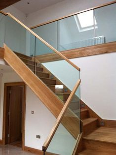 our range of wooden stairs Timber Staircase, House Staircase, Loft Stairs, Staircase Railings, Wooden Staircases, Staircase Design, Bannister, Woodhaven House, Loft Conversion Stairs