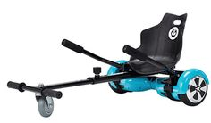 Best Hoverboard Carts, Go Kart Conversion Kit for Hoverboards, It has a steering handle at the point where it is strapped to the hoverboard. Go Kart, Baby Strollers, Outdoors, Top, January, Amazon, Scooters, Offroad, Diving