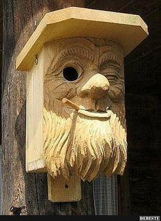 New garden boxes plans bird houses Ideas Wood Carving Patterns, Wood Carving Art, Woodworking Projects Diy, Wood Projects, Kids Woodworking, Woodworking Basics, Art Sculpture En Bois, Garden Box Plans, Garden Boxes