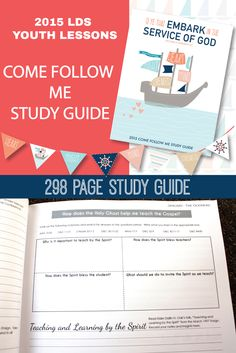 2015 LDS mutual theme journals!  One is a study guide with study pages to help you study over 100 topics!  The other is for youth to take notes in class!  Plus there is a package of printables to go with the 2015 mutual theme!!!
