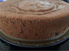glutenfreier Vanille- oder Schokoladen-Biskuitboden