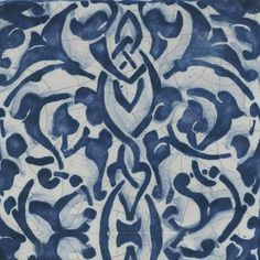 Painted by hand, the Le Nid tiles from Sicily offer designers almost unlimited options in color, design and shape