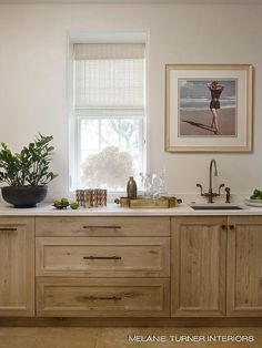 Kitchen with Light Stained Oak Cabinets and Drawers - Transitional - Kitchen New Kitchen, Kitchen Decor, Kitchen Wood, Natural Wood Kitchen Cabinets, Kitchen White, Kitchen Ideas, Distressed Kitchen, Timeless Kitchen Cabinets, Home Decor