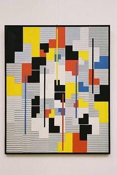 Nr. 39a by Adolf Fleischmann, 1955