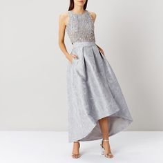 SKY SEQUIN BRIDESMAIDS TOP | Coast Occasion Wear