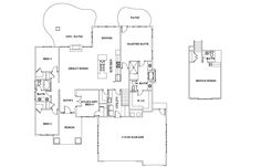 The Gainsville - Boise Hunter Homes - WANT! Bathroom and wet bar over the garage would be perfect for the kids to hang out