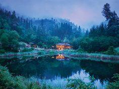 Calistoga Ranch - Condé Nast Traveler