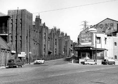 """Onymous of the City of Town asks: """" Where in Possil Road was Oakbank (Western Hospital?) """" Ahh, a hospital hunter. As you're probably already aware Oakbank, like many of Glasgow's. Swansea Wales, Cinema Theatre, Scotland Travel, Old Photos, Street View, City, Pictures, British, Paisley"""