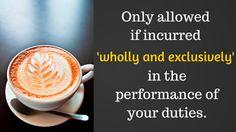 Effective expense claims management