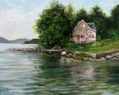 susan rios prints   Home Living: New Painting by Susan Rios