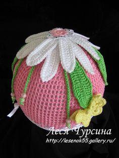 Gallery.ru / Foto # 96 - Sombreros y vinchas para bebés - lesenok55