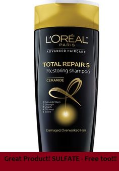 shampoo when...L'oreal Hair Products At Target