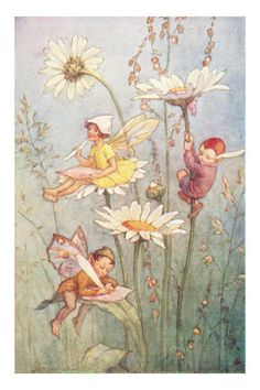 Celebrate International Fairy Day June 24 - yes, it's a holiday for the magical, imaginative and young of all ages!