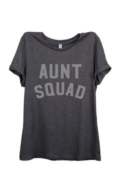 Showstoppin\' Graphic Tees for your favorite Aunt! No aunt can refuse this gift from her nieces and nephews!
