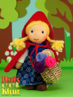house-color: Red Riding Hood