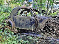 134 Best Junk Yards And Rusty Stuff Images In 2016 Rusty