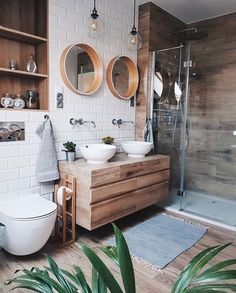 Do you agree with - melanie campbell -Nice! Do you agree with - melanie campbell - Guest toilet with bathtub in bright colors - Fantastic Simple Contemporary Bedroom Ideas Bathroom Inspiration // House Interior Decor Modern Bathroom Inspiration Bad Inspiration, Bathroom Inspiration, Bathroom Interior, Interior Design Living Room, Scandinavian Bathroom Furniture, Bathroom Vanity Designs, Bathroom Ideas, Bathroom Inspo, Rustic Bathroom Designs