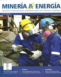 Titulo: Minería y Energía / Autor: Grupo Raversa / Año: 2015 / Codigo: REV/622/RAV/30/2015
